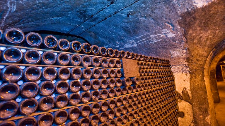 wine library underground