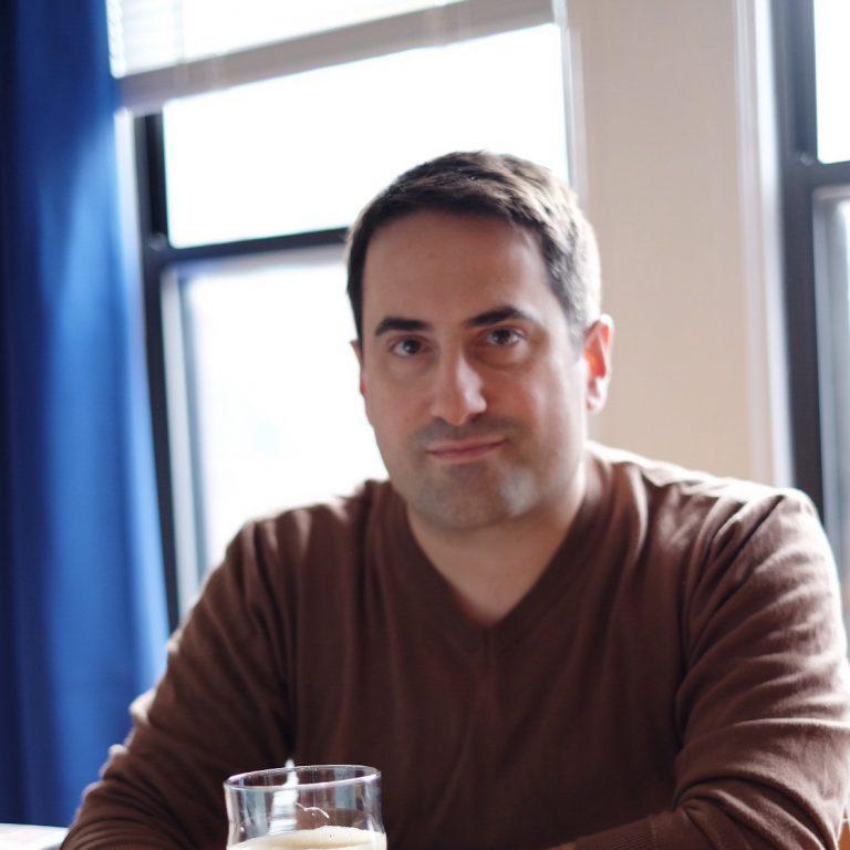 Portrait of Tom Acitelli