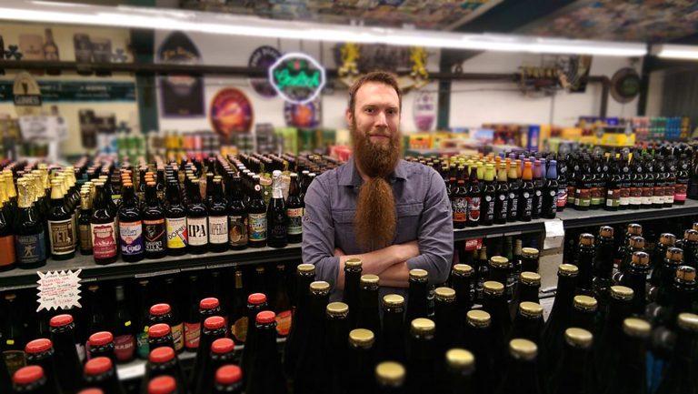 Jason Dennis of Beverage Warehouse