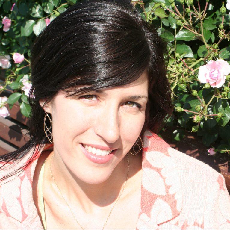 Portrait of Jen Laskey