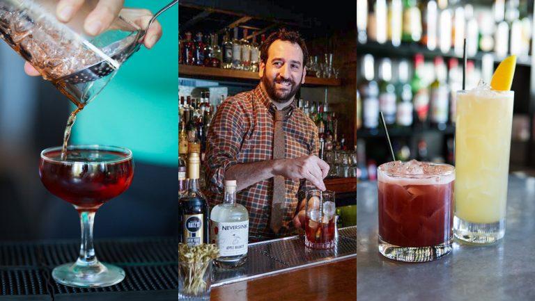 matt piacentini and cocktails