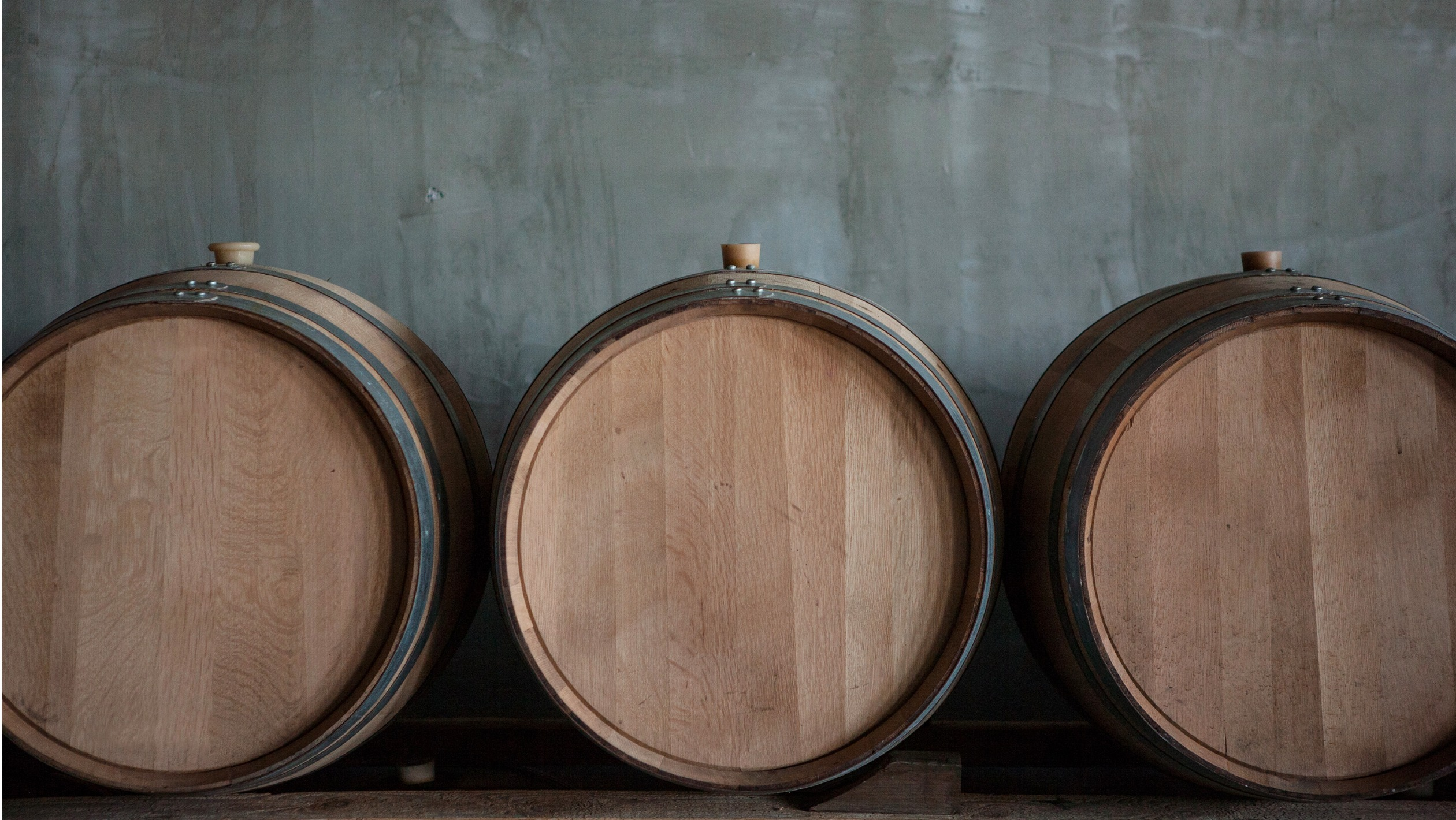oak barrels stacked top. Barrels In A Winery Oak Stacked Top