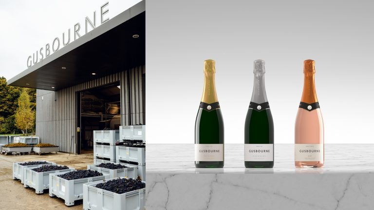 Gusbourne wine