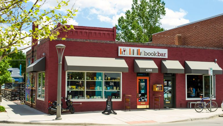 Book Bar in Denver exterior