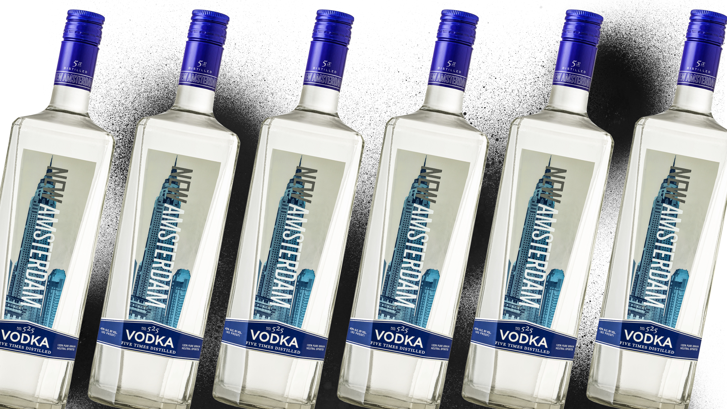 How New Amsterdam Became the World's Fastest-Growing Spirits