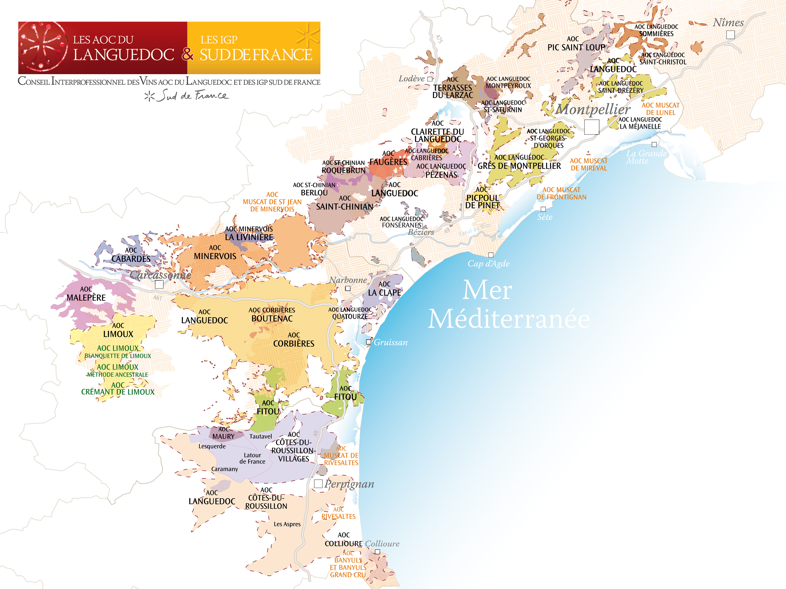 Guide to Languedoc for Wine Professionals | SevenFifty Daily