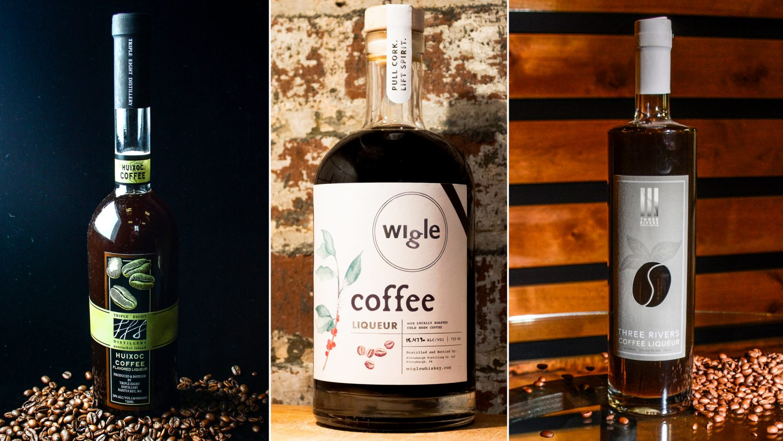 a new wave of craft coffee liqueurs