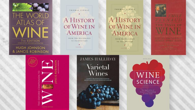 wine reference books