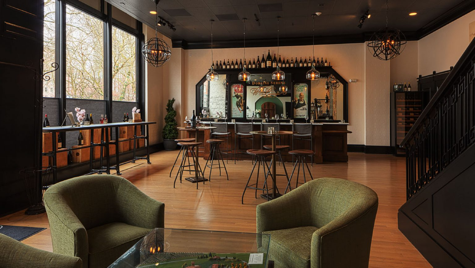 House Buyers Survey >> Domaine Serene Opens a Branded Wine Bar in Portland, Oregon | SevenFifty Daily