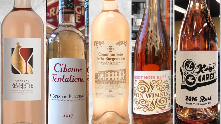 Retailers Recommend Top Rosés Under $20