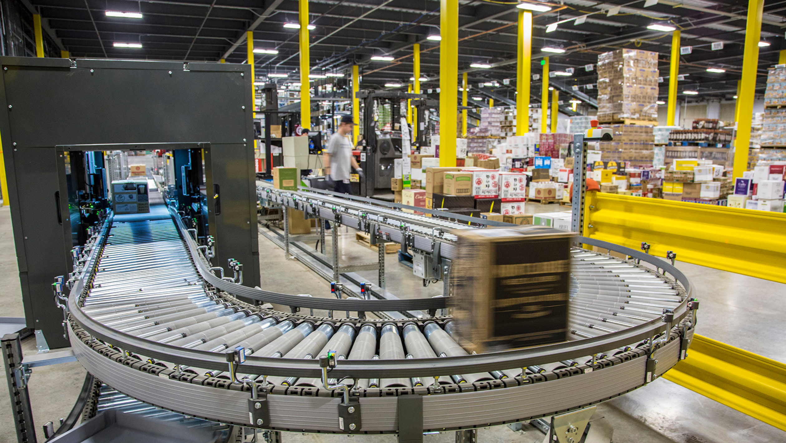 How Warehouse Automation Is Revolutionizing Alcohol