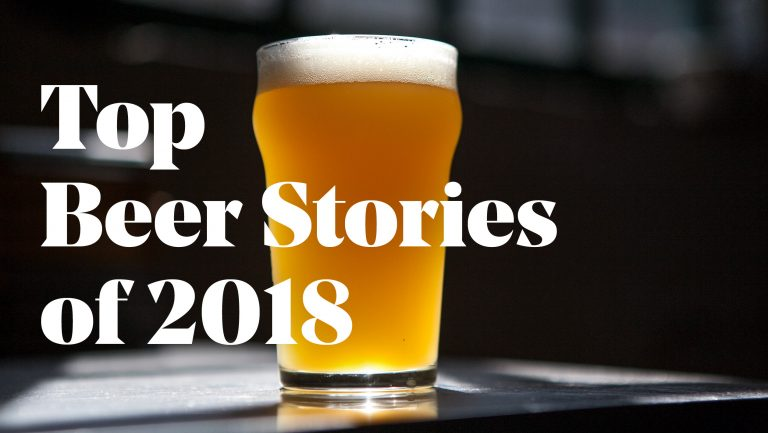 Top Beer Stories of 2018