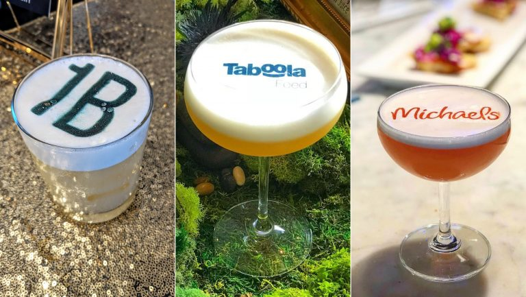 The Rise of Branded Cocktails