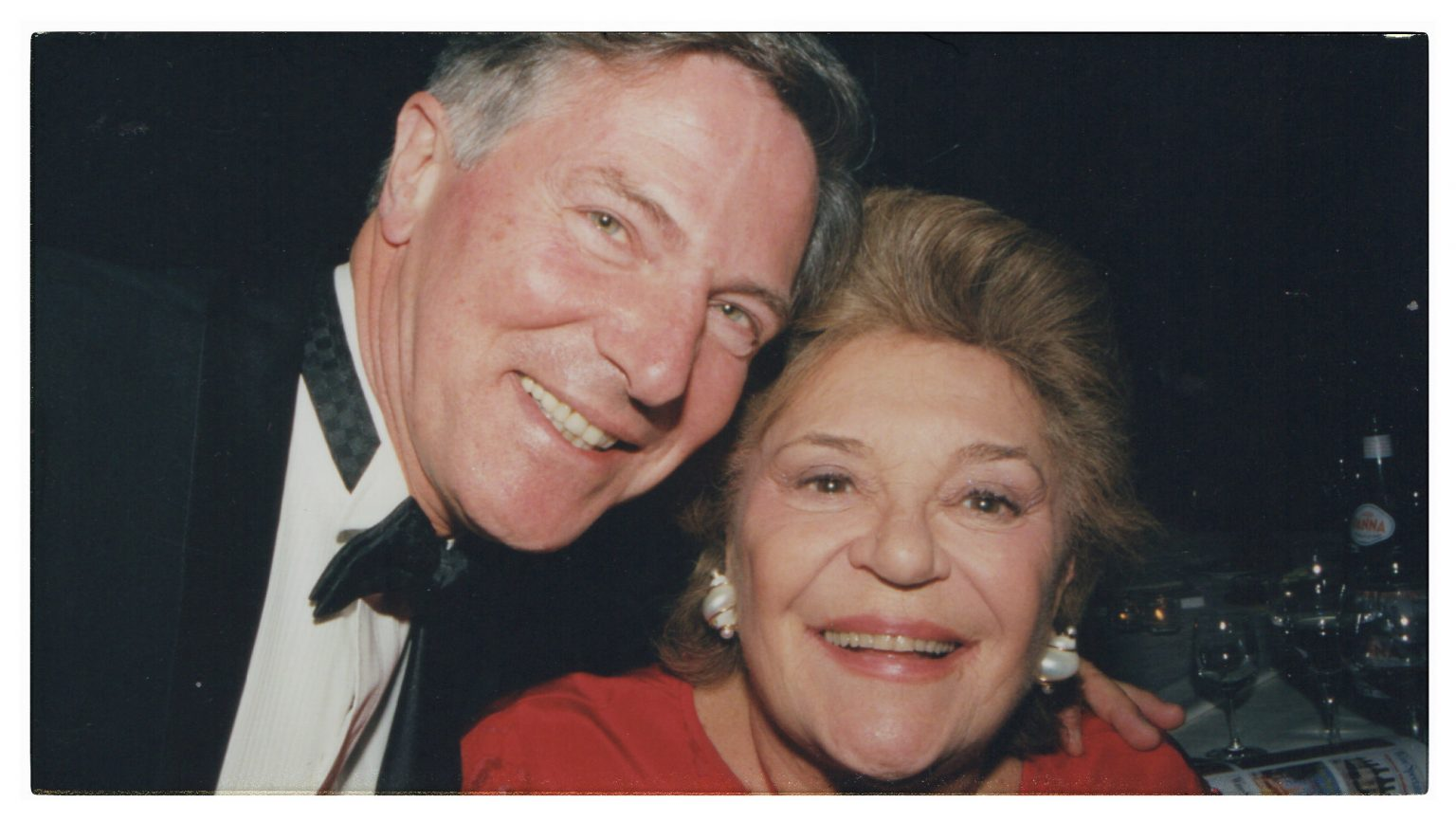 Piero and Philippine de Rothschild.