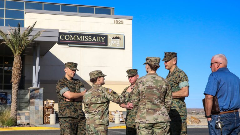 Military Commissaries are Latest Battleground in Fight for Shelf Space