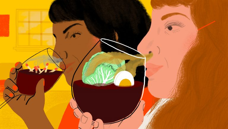 How Natural Wines Develop Reductive Notes