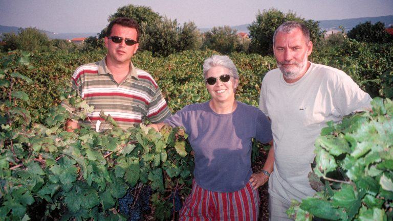 Edi Maletić, Carole Meredith, and Ivan Pejić.