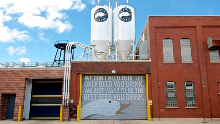 Goose Island Brewing Co