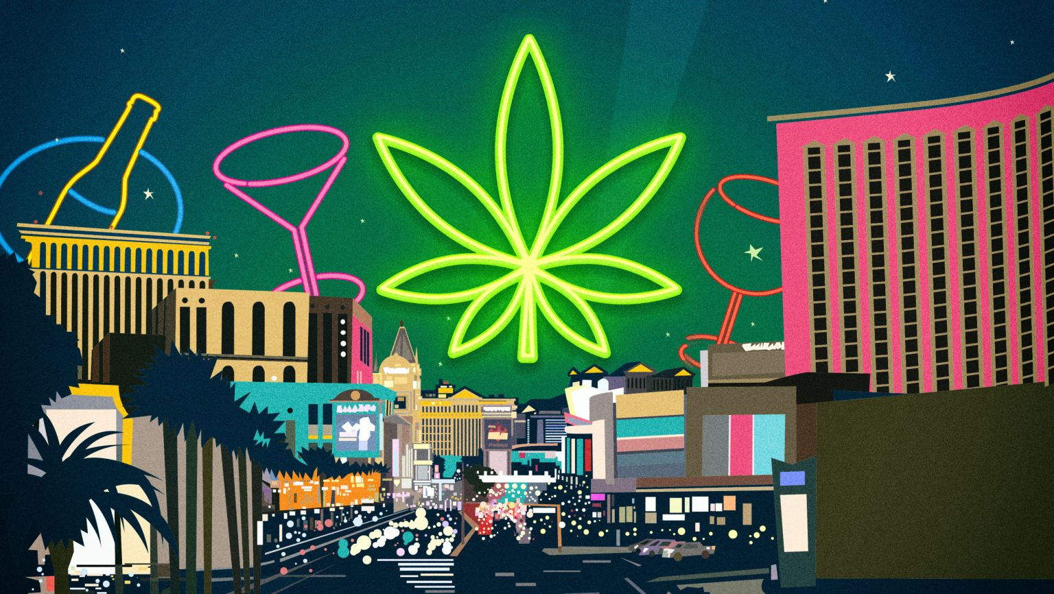 las vegas city officials debate alcohol in marijuana