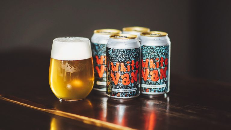 White Van from Solemn Oath Brewery