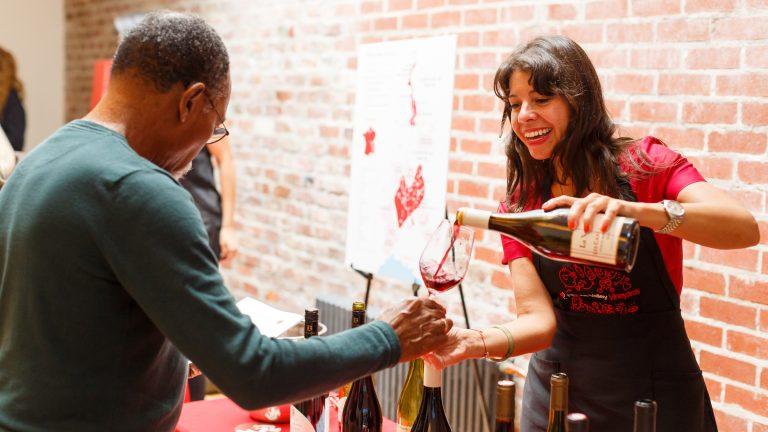 SevenFifty House Regional Series Presents: RVV Wine Bar