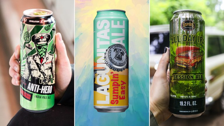 Why Craft Brewers Are Turning to Large-Format Cans