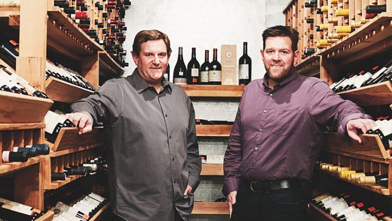 Glen and Jim Knight