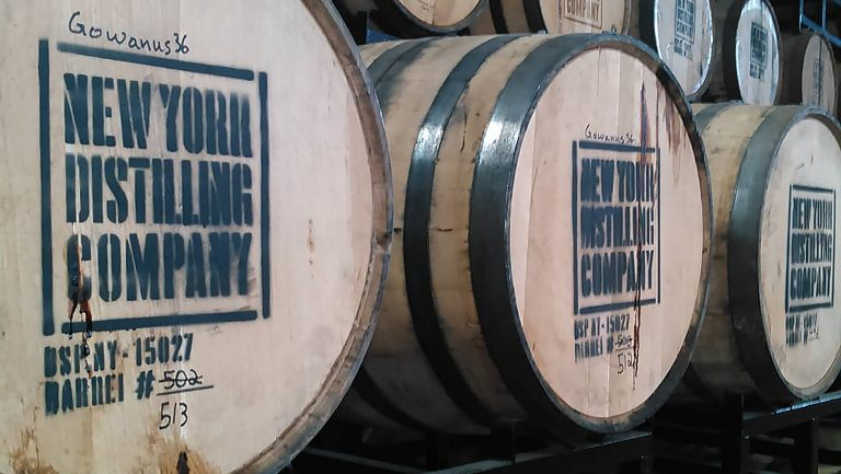 The New York Distilling Company