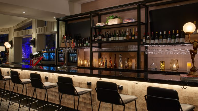 The Hotel Bar, Transformed